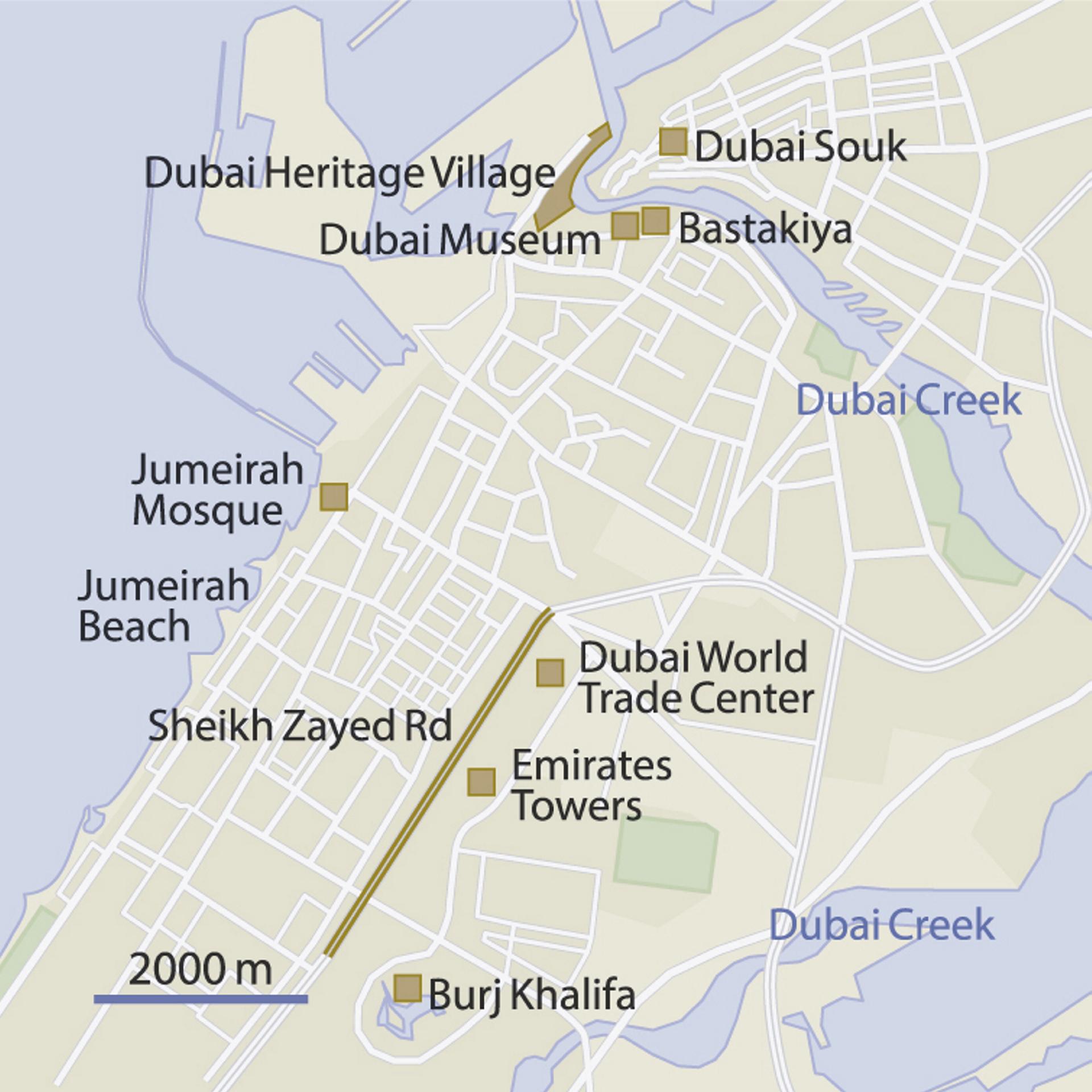 Vida Downtown Dubai   Karawane