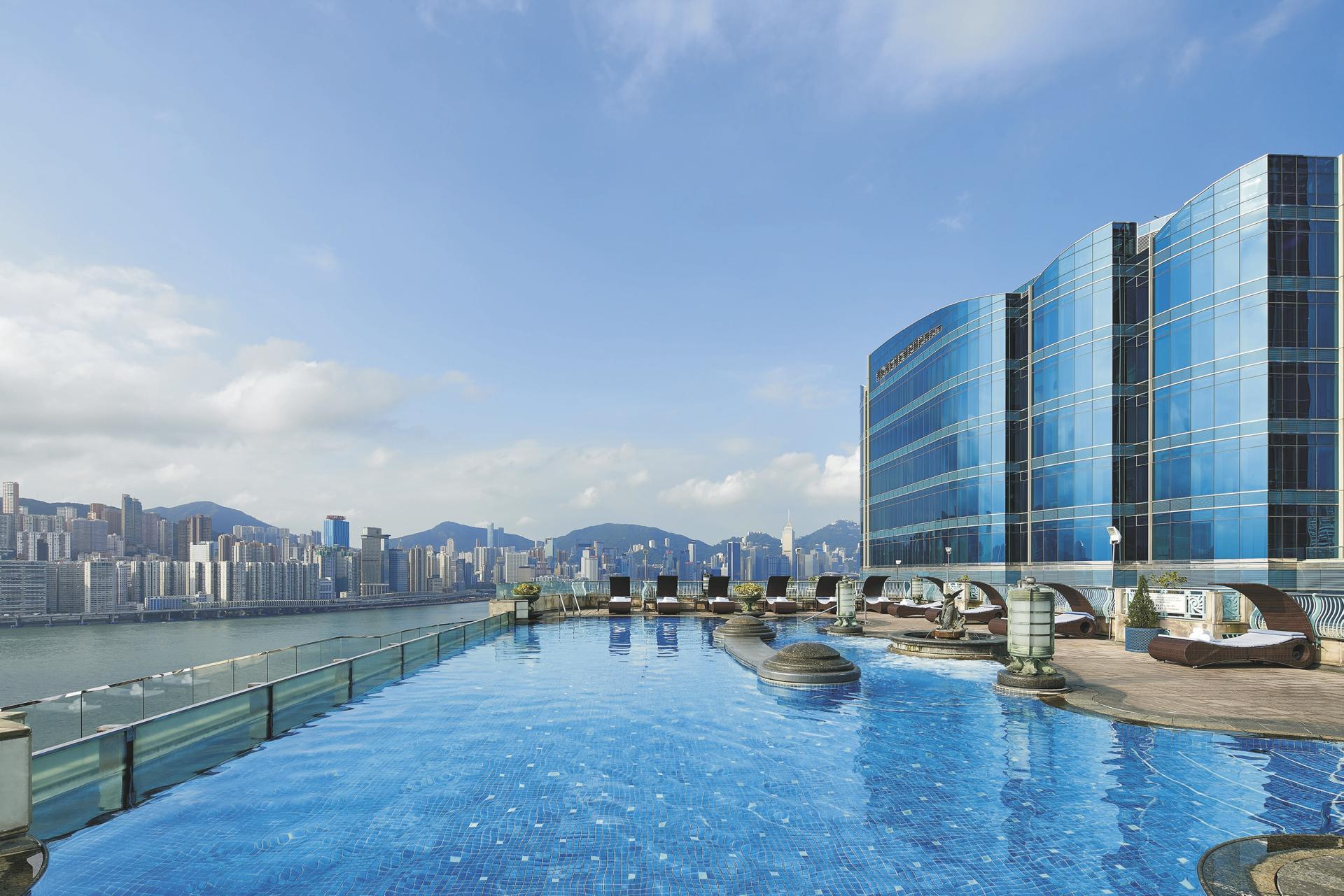 Harbour Grand Kowloon Hotel In Hongkong Hongkong