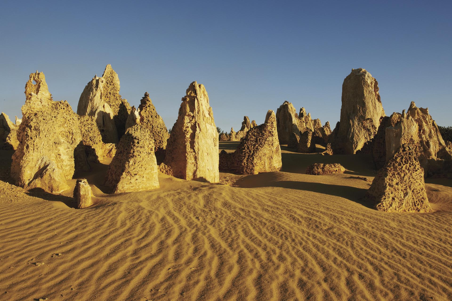 Pinnacles, Nambung Nationalpark