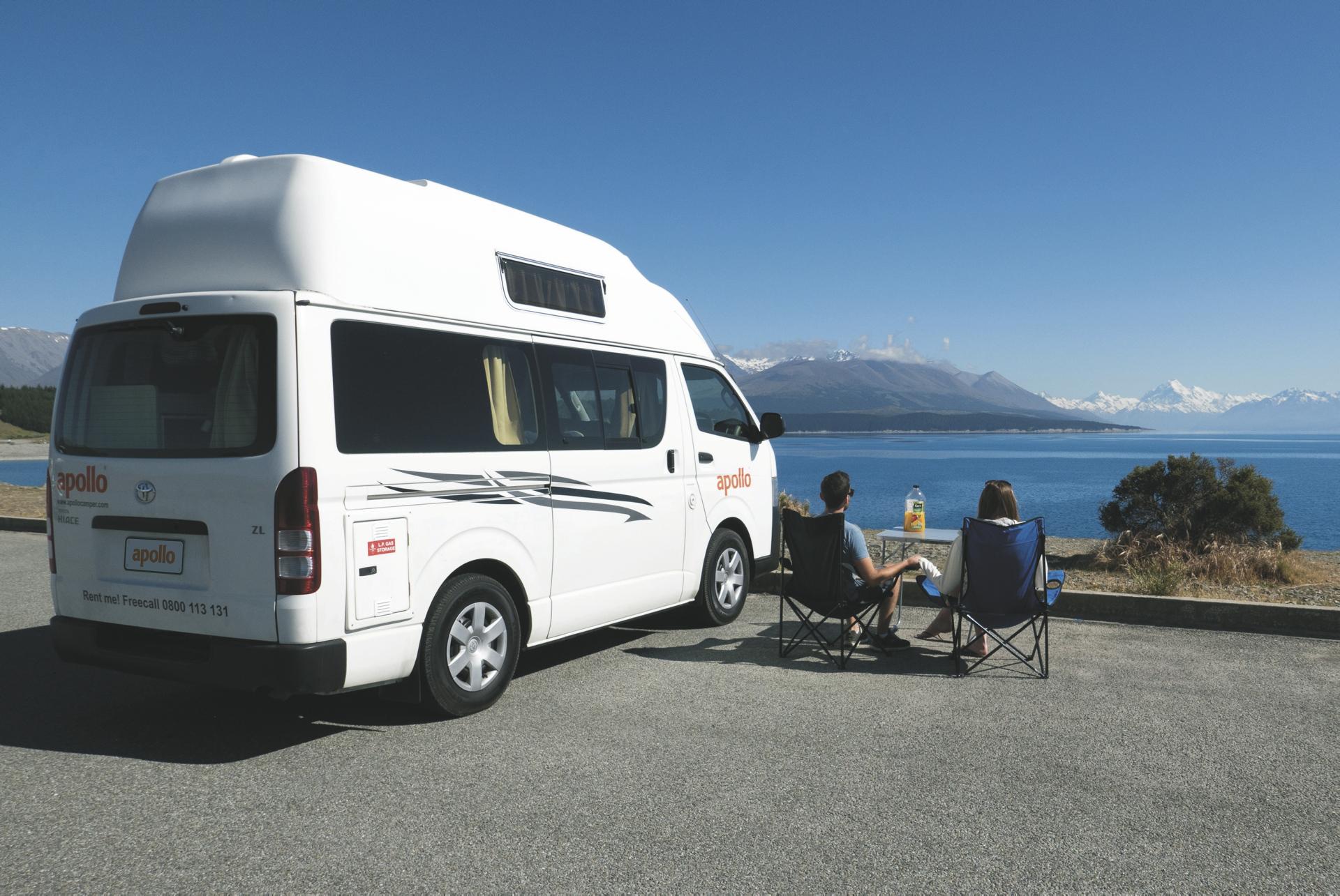 Neuseeland im Wohnmobil entdecken  Rundreise in Neuseeland
