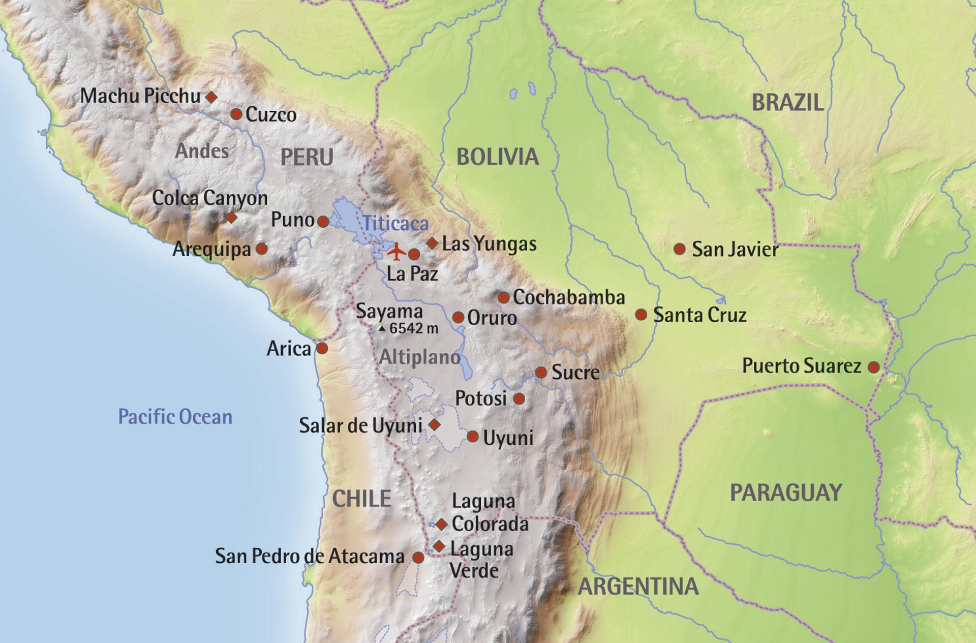 Bolivien Reise I Dreamtime Ihr Spezialist