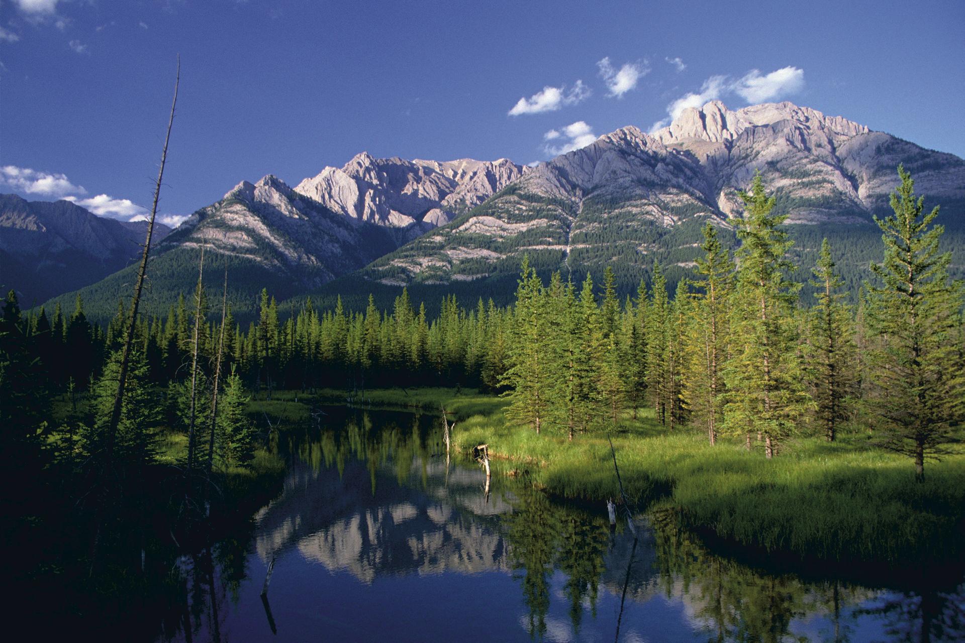 Westkanada Banff-Nationalpark