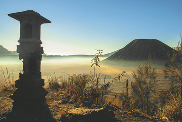 Morgenstimmung am Mt. Bromo