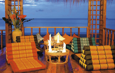 Lanta Casuarina Resort, Koh Lanta, Dinner