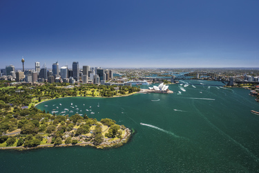 Sydney Harbour & Skyline
