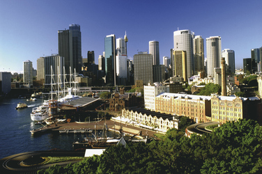 Sydneys Skyline