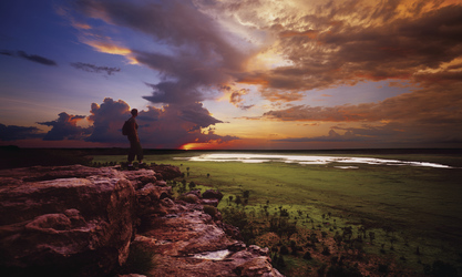 Ubirr Rock im Kakadu Nationalpark