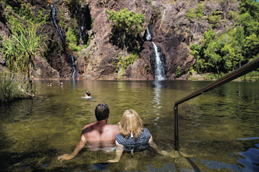Wangi Falls, Litchfield Nationalpark