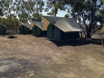 Cooinda Permanentes Camp