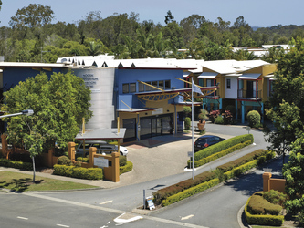 Australis Noosa Lakes Resort