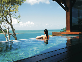 Windward Pavilions mit privatem Plunge Pool