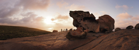 Remarkable Rocks ©SATC