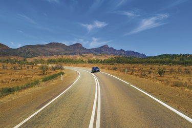 Flinders Ranges ©SATC