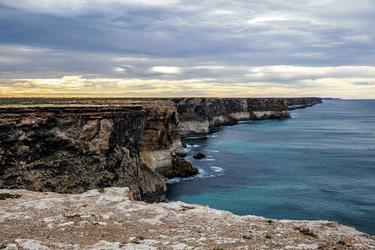 ©Greg Snell - Klippen Great Australian Bight