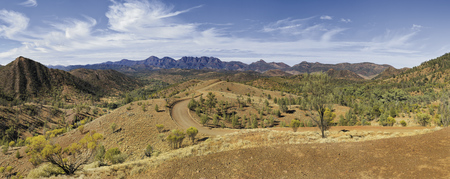 Flinders Ranges Landschaft