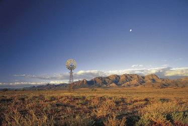 Landschaft in den Flinders Ranges