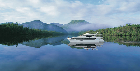 Optional: Gordon River Cruise