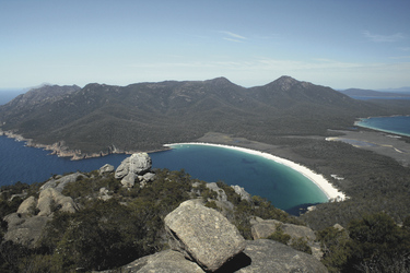 Wineglass Bay, Mt. Amos