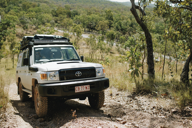 Britz Safari Landcruiser