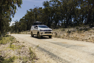 Britz 4WD Outback