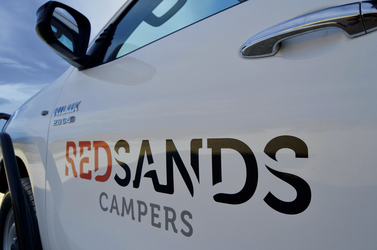 Red Sands 4WD Camper