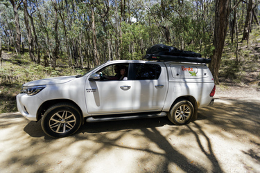 Britz Outback 4WD