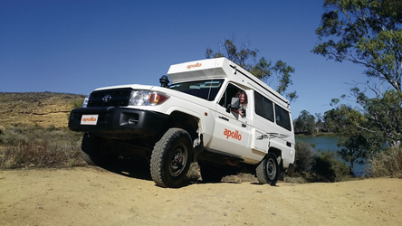 Apollo 4WD Traifinder