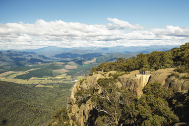 Echo Point Lookout, Mt Buffalo NP