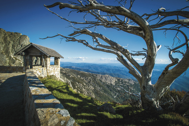 The Horn Lookout, Mt Buffalo NP