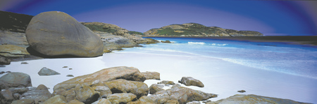 Lucky Bay im Cape Le Grand Nationalpark