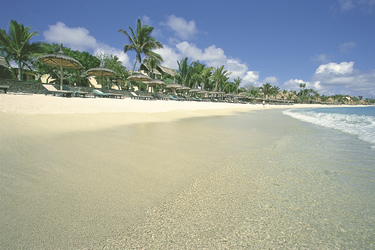 Traumstrand Belle Mare Plage
