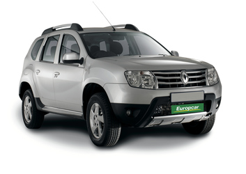 Kategorie P, Renault Duster AWD SUV