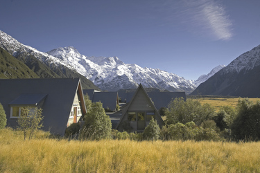 Mt. Cook Lodge & Motels
