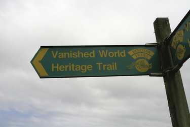 Heritage Trail Sign