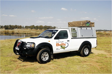 Britz 4WD Single Cab