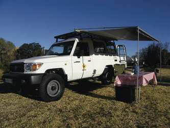 Landcruiser 2 Berth
