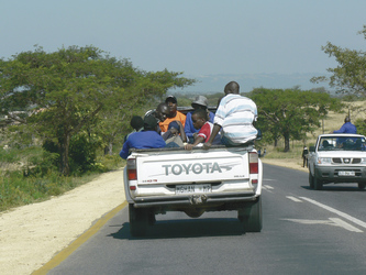 Transport in Südafrika