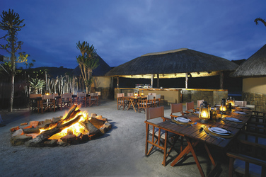 Boma der River Lodge