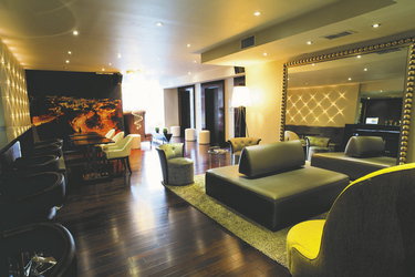 Lounge,  Stannum Boutique Hotel