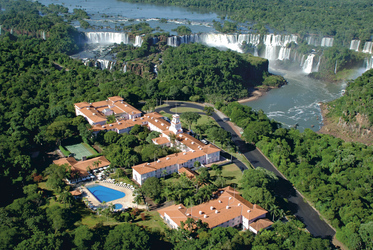 Hotel das Cataratas in Foz do Iguazu