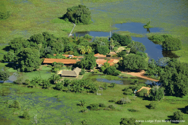 Araras Eco Lodge, Pantanal
