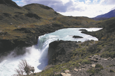 Salto Chico im Nationalpark Torres del Paine