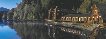 Hotel Puyuhuapi Lodge & Spa
