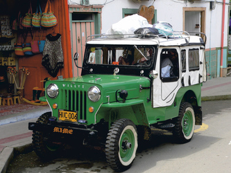 Willys Jeep, Salento
