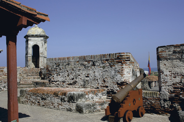 Fort in Cartagena