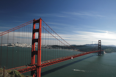 Golden Gate Bridge & Skyline