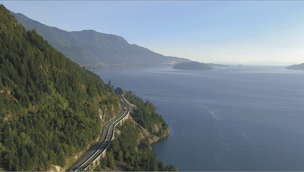 Sea to Sky Highway - c Destination British Columbia
