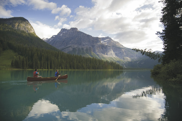 Emerald Lake im Yoho NP - c Destination BC/Dave Heath