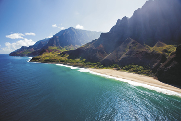 Küste von Kauai - © Hawaii Tourism_Tor Johnson
