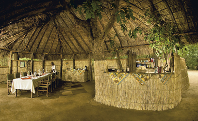 Island Bush Camp Lounge